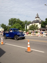 Parade Photo - Willys Truck