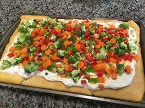 Farmtastic Recipe - Veggie Pizza