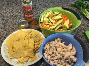 My Farmtastic Life - Chicken Tortilla Soup