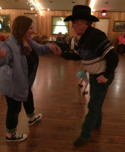 My Farmtastice Life Photo - Dancing with dad