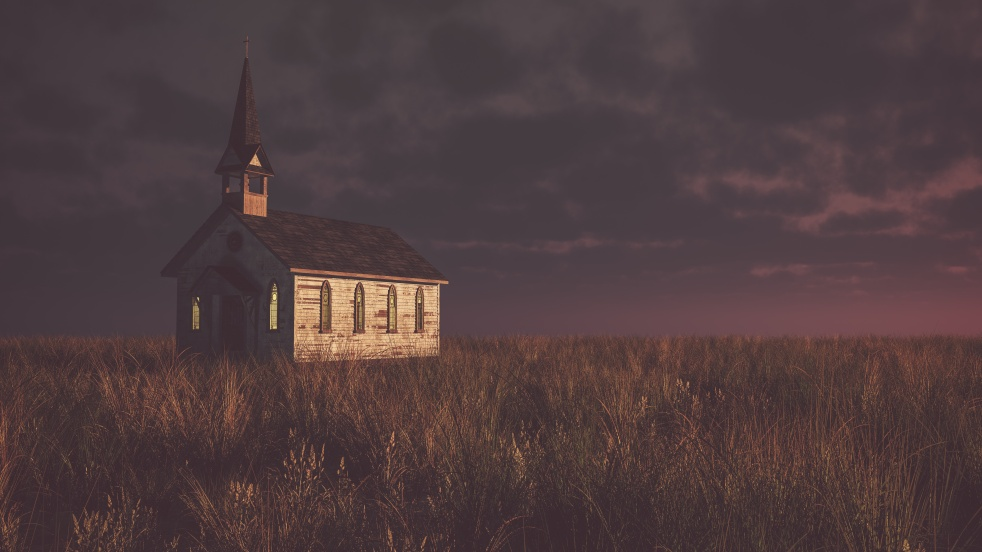 My Farmtastic life - Church on the prairie