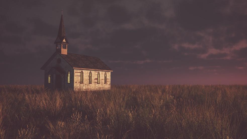 My Farmtastic life - Church on the prairie