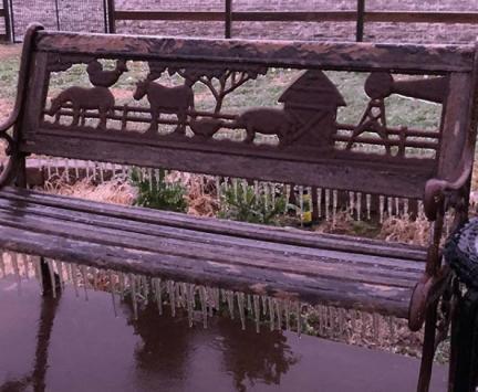 My Farmtastic Life - Ice on the Farm